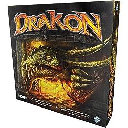 Drakon - Juego de persecuciones (Edge Entertainment EDGTJ09)