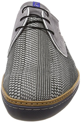Floris van Bommel 14027, Sneaker Uomo Grigio