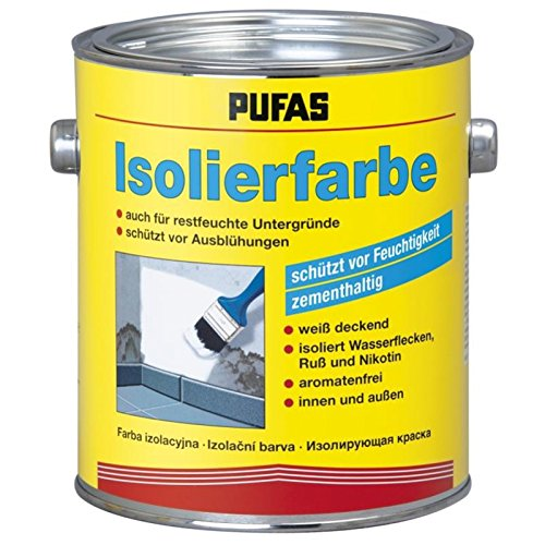 Pufas Isolierfarbe 2,000 L