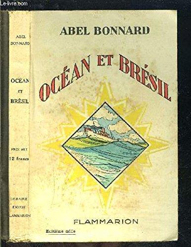Ocean et bresil.
