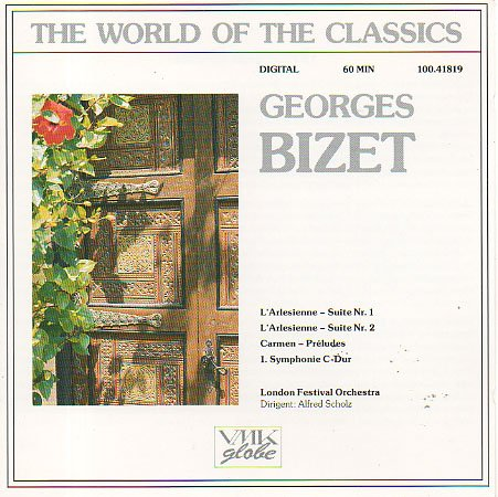 the world of classics - Georges Bizet