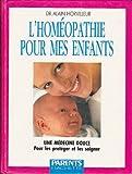 Image de L'homéopathie pour mes enfants