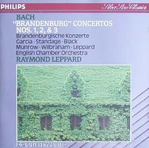 Bach, J.S.: Brandenburg Concertos Nos.1,2 & 3