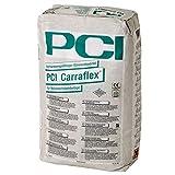 PCI CARRAFLEX Verformfähiger Dünnbettmörtel 5 kg Sack - Innen & Außen - Boden / Wand