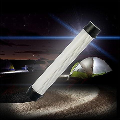 Table Multi Jeux 5 En 1 - Portable LED Camping Lantern Rechargeable Urgence Mini