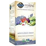 Best Garden of Life Male Multivitamins - Garden of Life MyKind Organics Men's Once Daily Review