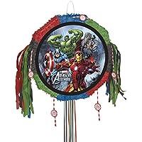 Avengers Pinata, Pull String