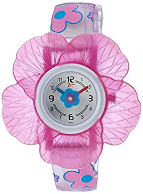 Zoop Analog Silver Dial Children's Watch -NKC4006PP02