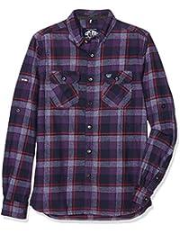 Superdry Herren Freizeithemd Refined Lumberjack Shirt