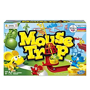 Hasbro Mouse Trap Game