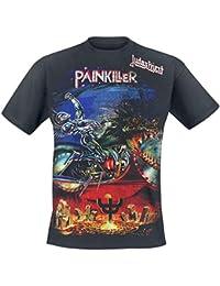Judas Priest Painkiller Jumbo Camiseta Negro
