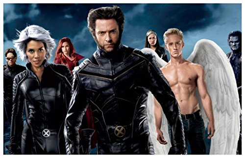 Poster (Xmen team,Wall Covering Area 36 x 24 Inch)  available at amazon for Rs.459
