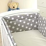 Nestchen mit Kopfschutz für 140x70 Bett 420x30cm M21