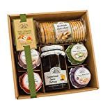 Best Hampers - Cottage Delight The Cheeseboard Accompaniments Hamper Review