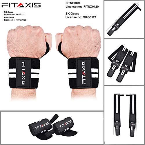 Muñequeras | Wrist Wraps/Bands for gimnasio fitness