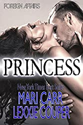 Princess (Foreign Affairs Book 1) (English Edition)