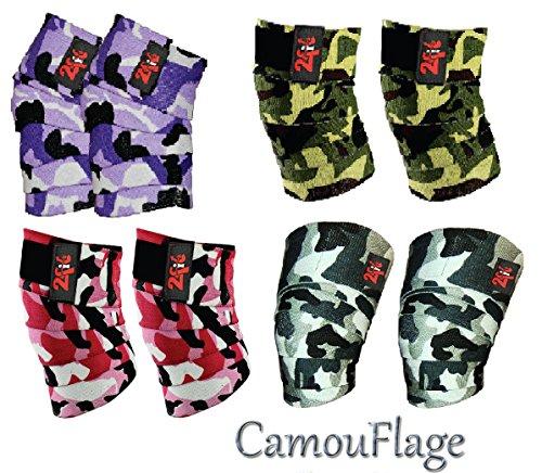 2fit Knee Wraps – Wraps