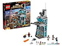 LEGO Superheroes 76038 Age of Ultron: Attack on Avengers Tower-Parent