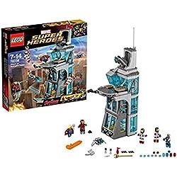 Marvel LEGO - Ataque a la Torre de los vengadores, (76038)