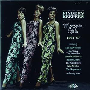 Finders Keepers: Motown Girls 1961-67