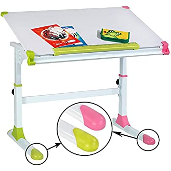 inter link 51084450 schreibtisch kinderschreibtisch f r kinder holz mit stiftablage. Black Bedroom Furniture Sets. Home Design Ideas