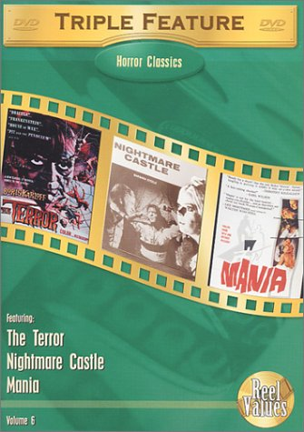 John Gilling - Horror Triple Feature 6 [Import USA Zone