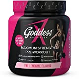 Best Pre Workout Supplements Women - Goddess Nutrition - Maximum Strength Pre-Workout Supplement Review