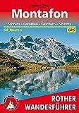 Montafon: Schruns - Gargellen - Gaschurn - Silvretta. 50 Touren. Mit GPS-Daten. (Rother Wanderführer)