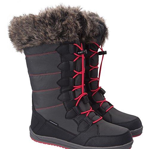 mountain-warehouse-firbank-kinder-snowboots-schwarz-35