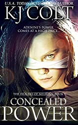 Concealed Power (The Healers of Meligna Book 1) (English Edition)
