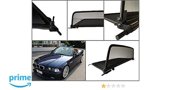 Filet Anti-Remous Coupe de vent BMW E36 E 36 Déflecteur de Vent Filets coupe-vent pour cabriolet Auto et Moto