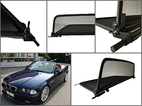 Filet Anti-Remous Coupe de vent BMW E36 E 36 Déflecteur de Vent