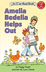 Amelia Bedelia Helps Out (I Can Read Level 2) by Peggy Parish (2005-01-18)