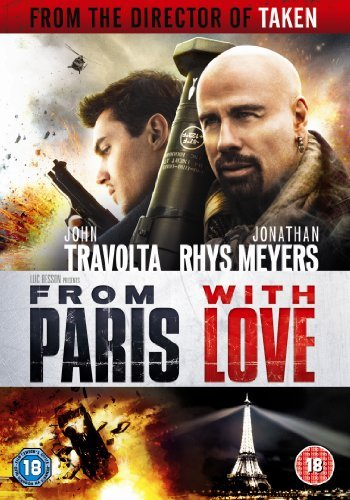 From Paris With Love [DVD] [2010] by John Travolta