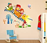 Decals Design Wall Stickers Kids Riding ...