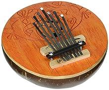 Toca TO804545 Coconut Kalimba Sound Effects Tamburello