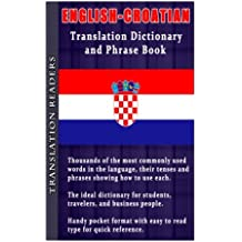 English to Croatian Translation Dictionary