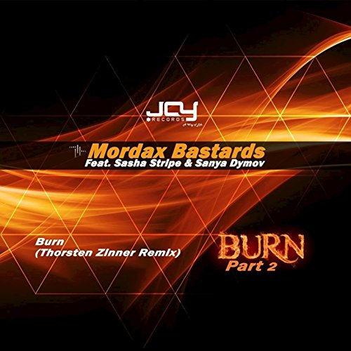 Burn (Liquid Cosmo Remix)