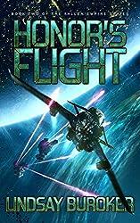 Honor's Flight: Fallen Empire, Book 2 (English Edition)