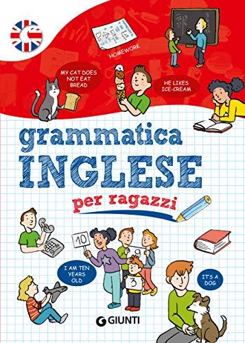 Grammatica inglese per ragazzi (Italian Edition)