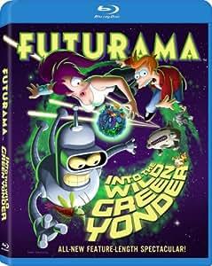 Futurama: Into the Wild Green Yonder [Blu-ray] [Import anglais]