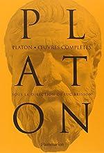Platon - Oeuvres complètes de Platon