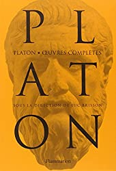Platon : Oeuvres complètes