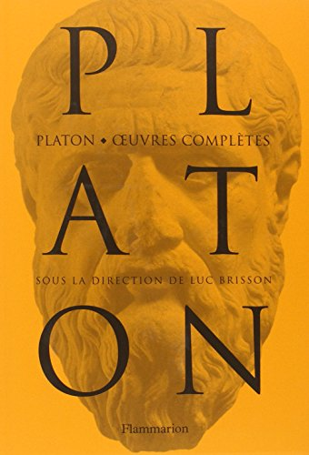 Platon : Oeuvres compltes