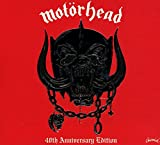 Motörhead: Motörhead 40th Anniversary (+Bonustracks) (Audio CD)