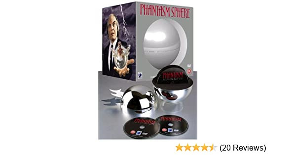 Phantasm Sphere The Complete Collection Dvd Amazoncouk