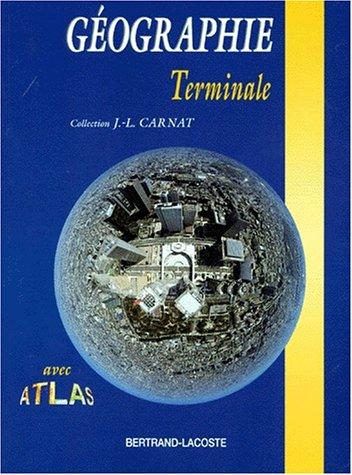 L'espace mondial, géographie, terminale