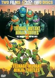 Teenage Mutant Ninja Turtles 2teenage Mutant Ninja Turtles 3 [Dvd]
