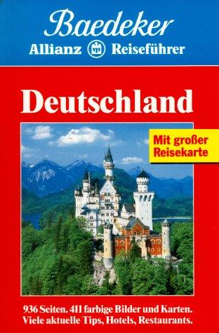 Deutschland. Baedeker Allianz Reiseführer
