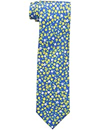Tommy Hilfiger Men's Flower Field Tie